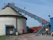 Výroba a montáž bezpečnostní lávky zásobníku biopaliva